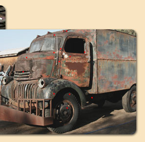 The Creeper Truck - Home Page / Frightful Facts