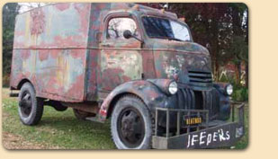 Jeepers Creepers Truck 2